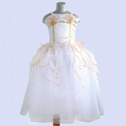 Gold Swan Lake Dress