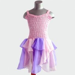 Two Tones Tutu Dress